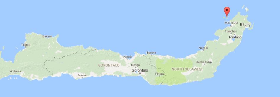 bunaken-island-sulawesi