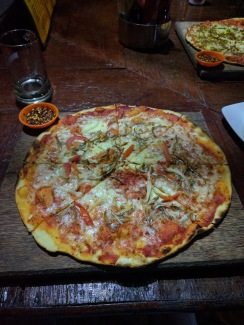 Mutiara Beach Resort Pizza