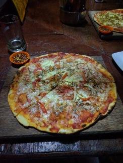 Mutiara Beach Resort Pizza