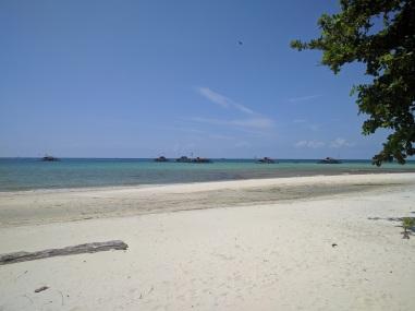 Mutiara Beach Resort sea
