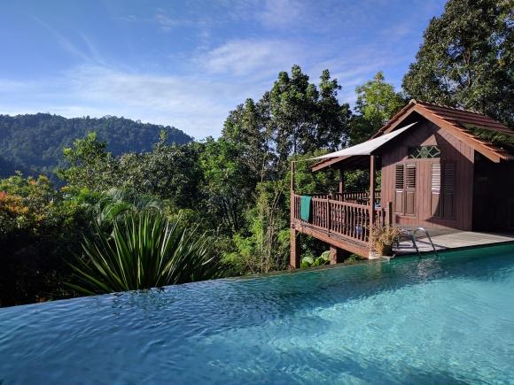 KL's rainforest getaway