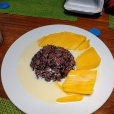 May Kaidee - Mango Sticky Black Rice