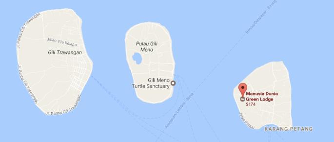 Gili Island Indonesia