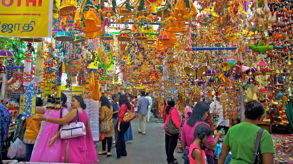 Little-India Singapore