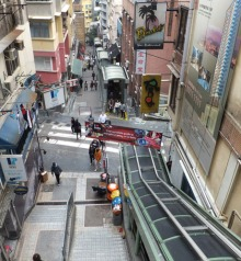 Mid Level Escalators