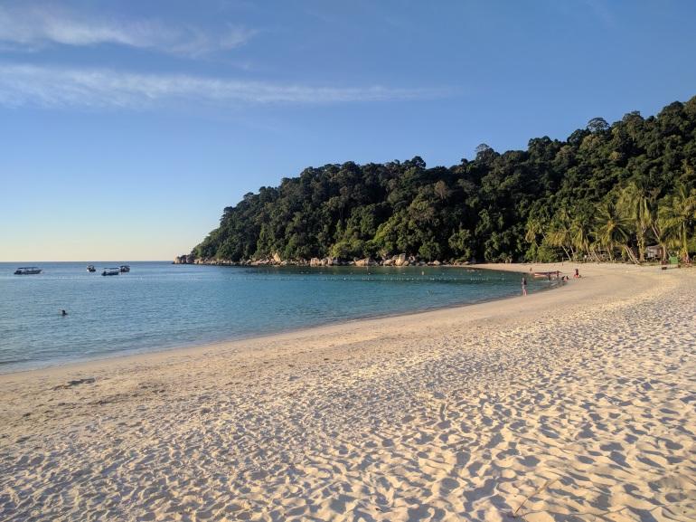 Perhentian beach