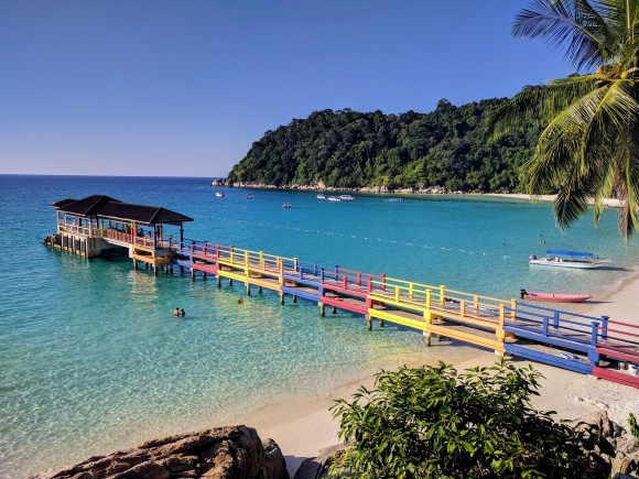 Malaysia's Perhentian Islands paradise