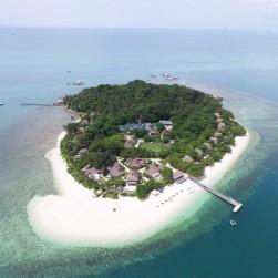 Nikoi Island view