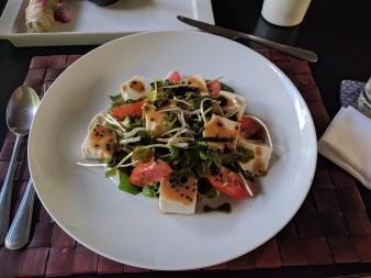 Narritaya Resort & Spa - Japanese garden salad