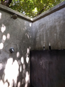 Narritaya Resort & Spa, - outdoor shower